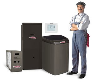 Providing Lennox air conditioning and heating solutions
