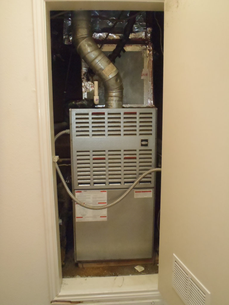 Existing Carrier Furnace Air Current Ac Amp Heat Llc
