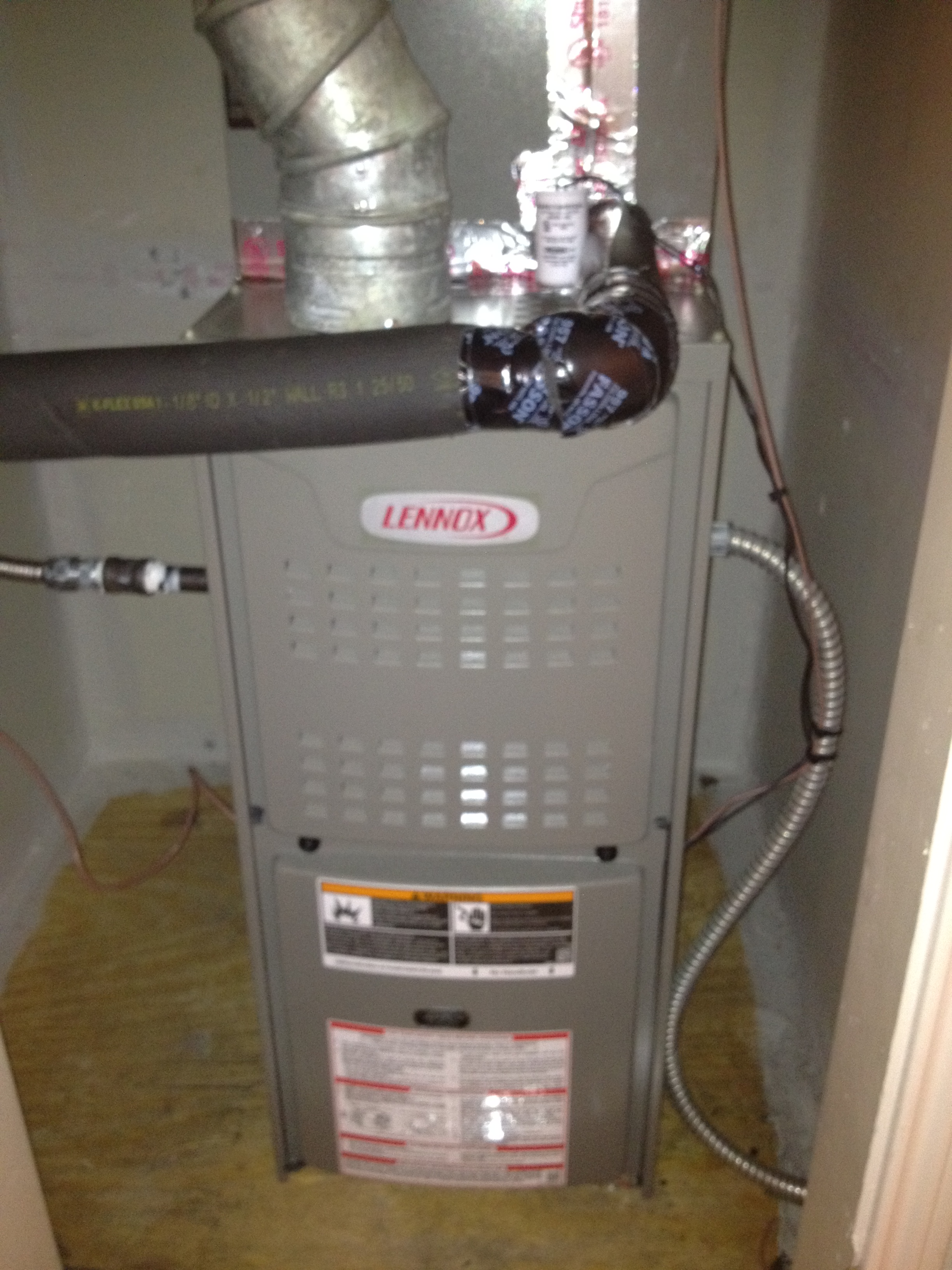 Furnace Installed Air Current Ac Amp Heat Llc